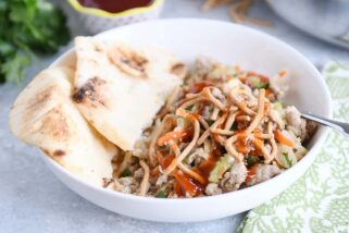 Quick and Easy Egg Roll Skillet Meal