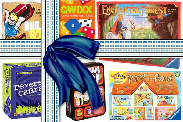 Holiday Gift Guide: Games