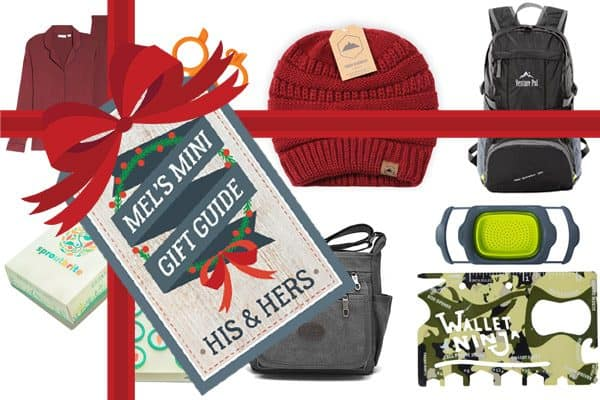 Mel's Mini Holiday Gift Guide: His + Hers {And a Few Kitchen Faves