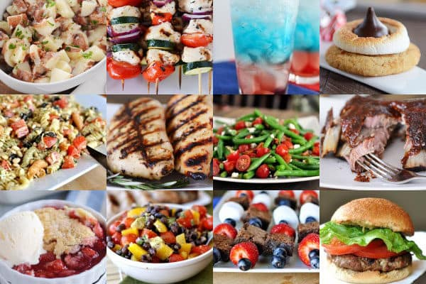 4th of July Menu ideas!