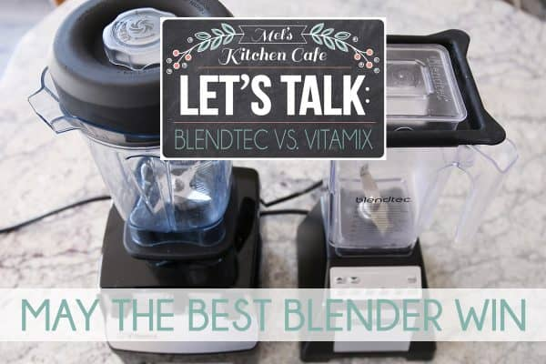 Blendtec vs Vitamix Which Blender is Best An Unsponsored Review