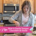 Video Tip: How to Easily Temper Chocolate at Home