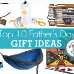 Top 10 Father's Day Gifts + Some Killer Menu Ideas