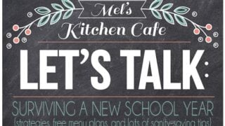 Let's Talk: How to Survive the Chaos of a New School Year