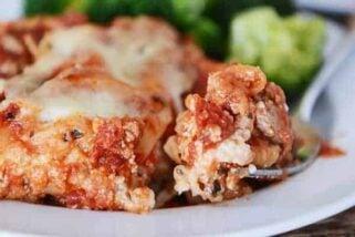 Mom's Fabulous Lasagna