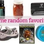 Snapshot Saturday: Some Favorites