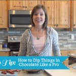 Video Tip: How to Dip Stuff in Chocolate Like a Pro