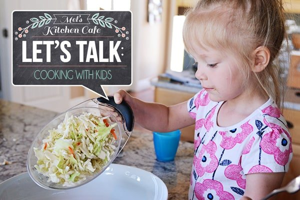 Let's Talk: Cooking with Kids