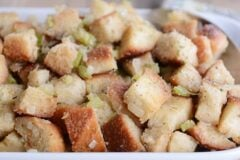 Copycat Homemade Stovetop Stuffing