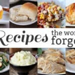 Recipes the World Forgot: Thanksgiving Edition