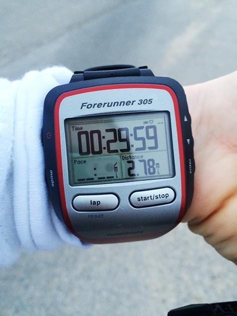 Half Marathon Training Week #7