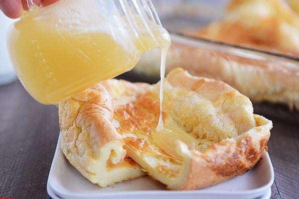 Perfect German Pancakes