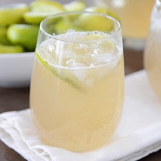 Ginger Ale Mint Limeade