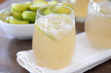 Ginger Mint Limeade