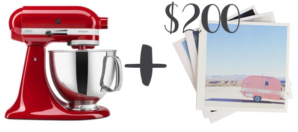 Chatbooks Kitchenaid Giveaway