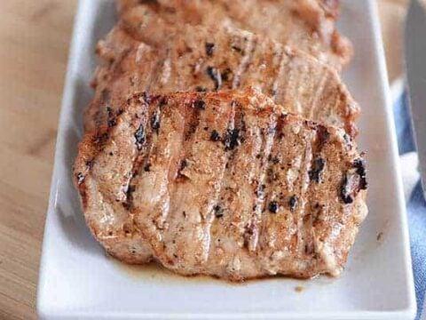 Grilled Pork Chops Tender And Delicious Mel S Kitchen Cafe