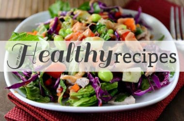 My Favorite Healthy Recipes