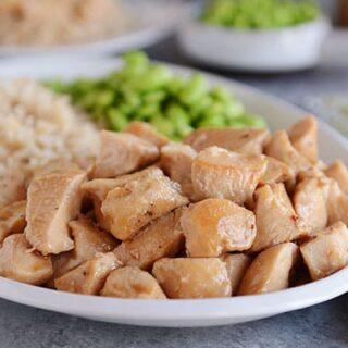 Skillet Honey Garlic Chicken