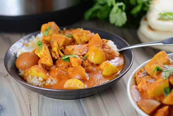 Instant Pot Indian Butter Chicken