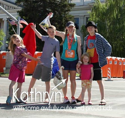 kathryn and kids for post