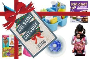 Mini Holiday Gift Guide: Kids!