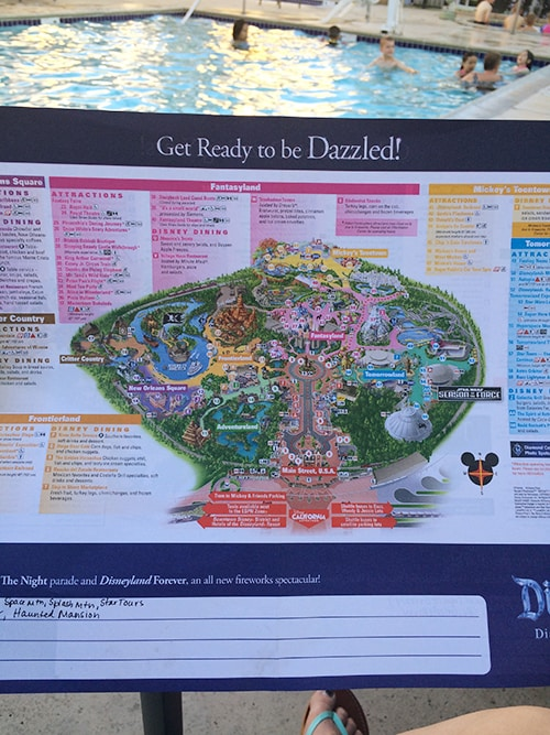 Lazy Girl's Guide to Disneyland