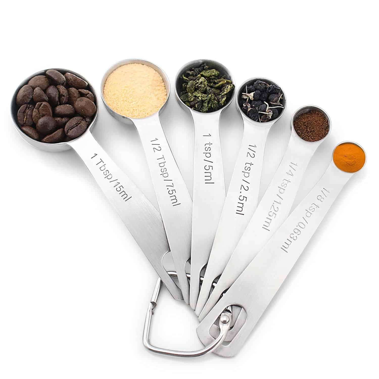 Measuring Spoons | Mel\'s Kitchen Cafe