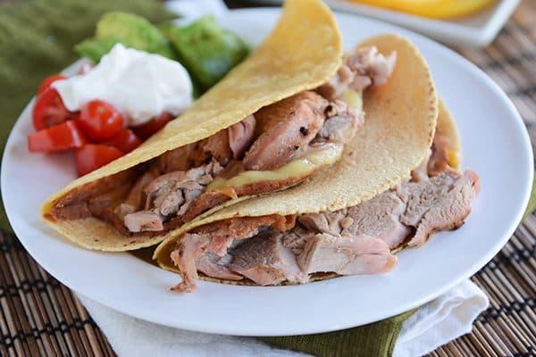 Grilled Mojo Pork Tacos