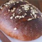 Sweet Molasses Bread