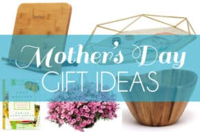 Mother's Day Mini Gift Guide
