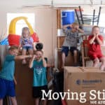 Snapshot Saturday: Moving
