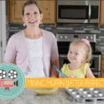 Video Tip: Mixing Muffin Batter