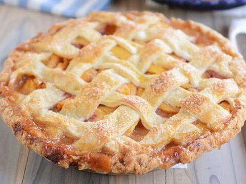 Tried And True Fresh Peach Pie Recipe Mel S Kitchen Cafe