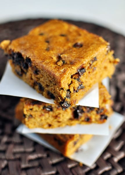 Pumpkin Blondie