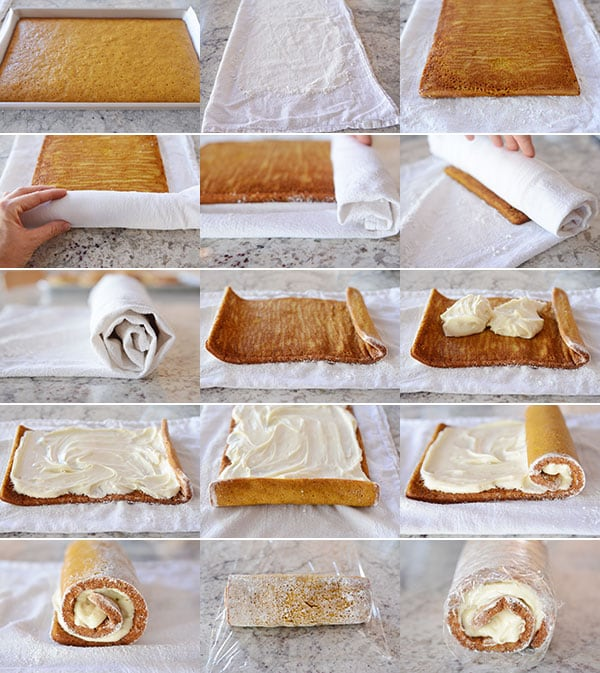 Perfect Pumpkin Roll