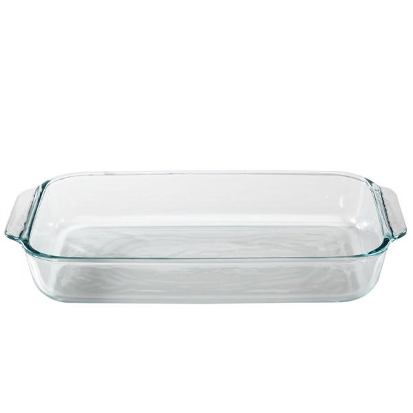 Glass 9X13-inch Pan