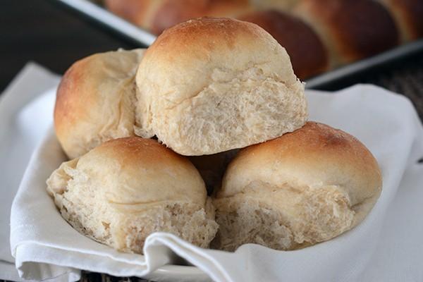 Fluffy Buttermilk Potato Rolls