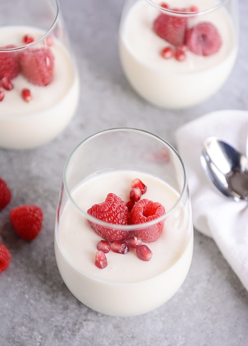 Russian Cream Dessert