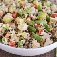 Santa Rosa Chicken and Wild Rice Salad