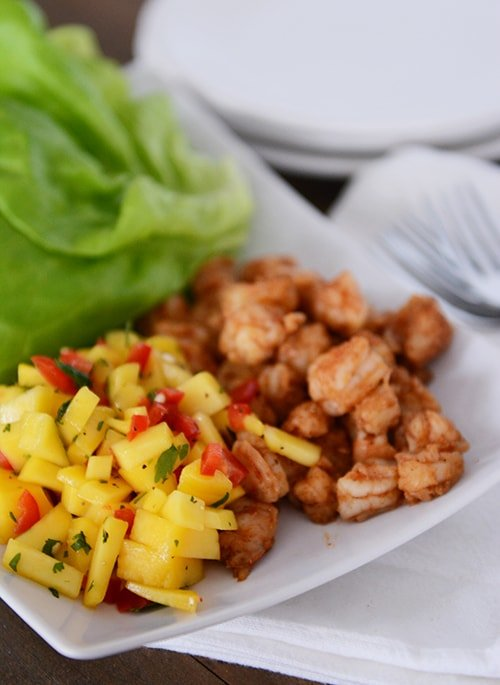 shrimp lettuce wraps3