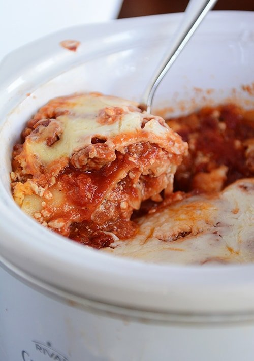 57 Responses to Slow Cooker Lasagna {Perfected}