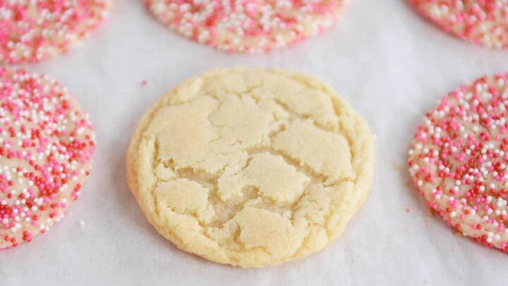 Easy Soft Chewy Sugar Cookies Mel S Kitchen Cafe