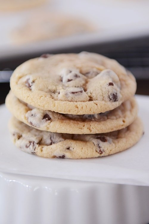 The Best Soft Chocolate Chip Cookie Recipe