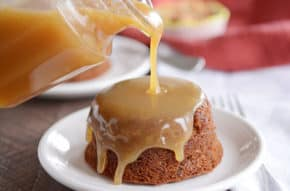 The Best Sticky Toffee Pudding