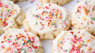 Swig Sugar Cookies {Copycat Recipe}