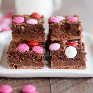 Truffle Brownies