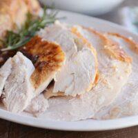Simple Herb Roasted Turkey