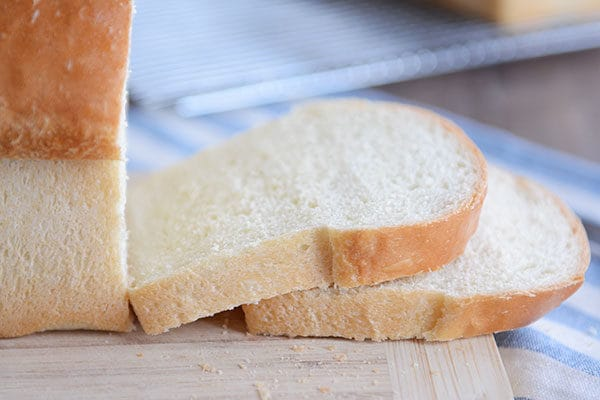 Perfect White Sandwich Bread
