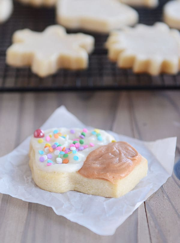Soft White Velvet Sugar Cookies