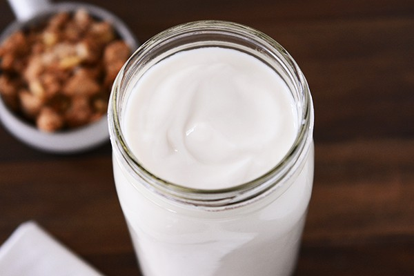 Simple DIY Homemade Yogurt + Step-by-Step Tutorial